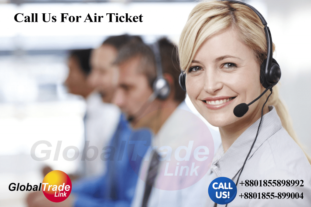 Call Us For Airlines Ticket