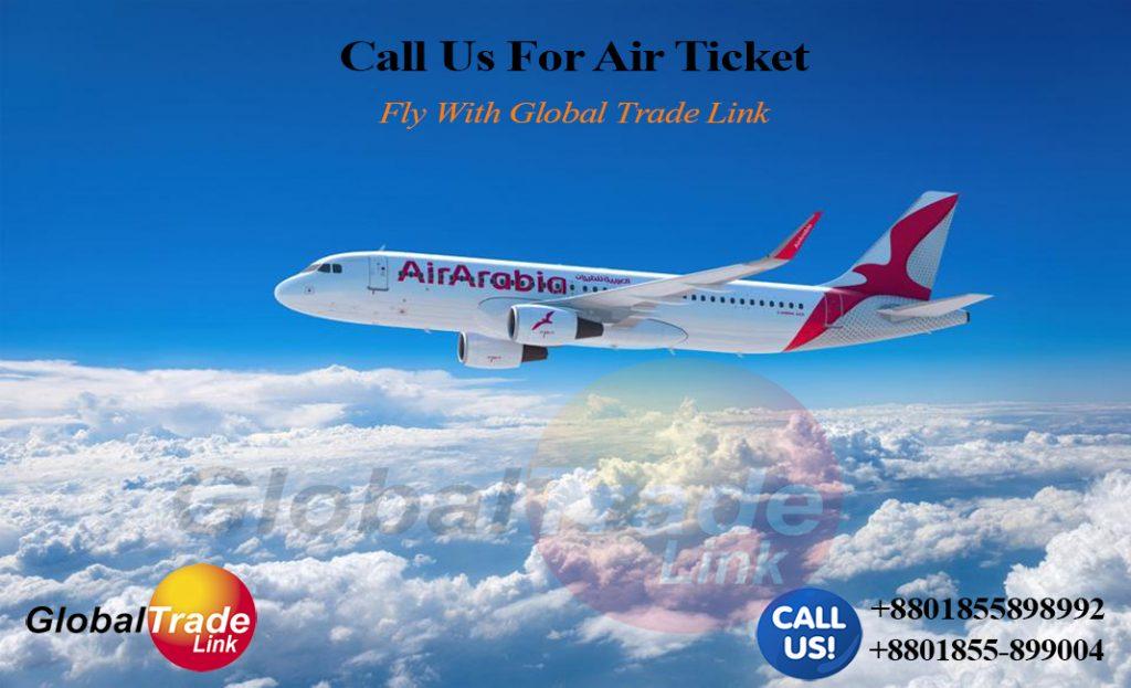 Air Arabia Ticket Sales Office